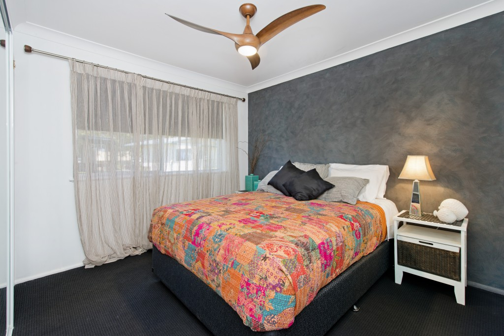 Master Bedroom Anchor Lodge Port Macquarie